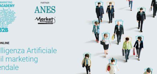 Corso Intelligenza Artificiale per il Marketing Aziendale